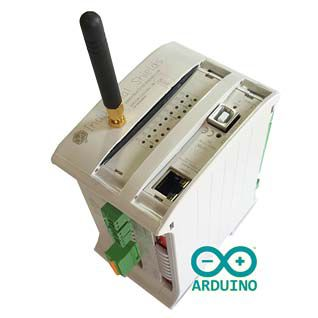 Industrial PLC based on Arduino  Democratization of technology