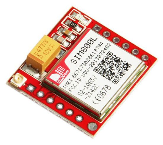 SIM800L GRPS/GSM Arduino connection