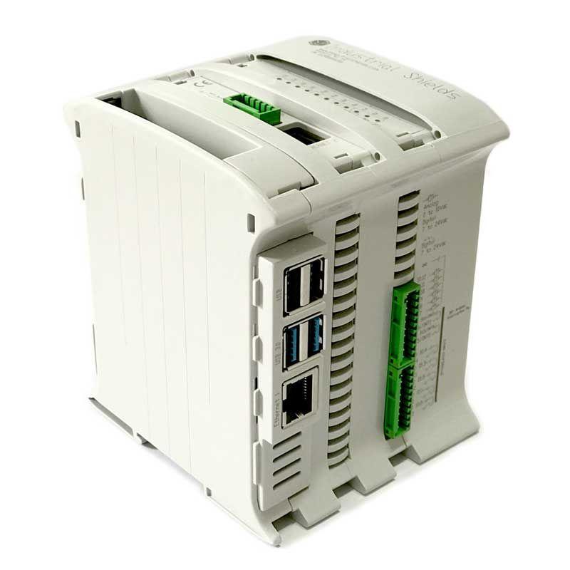 Raspberry Pi PLC
