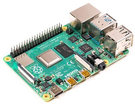The new Raspberry PI 4 arrives at industrial automation
