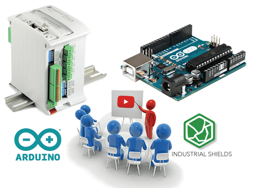 LEARN HOW TO USE ARDUINO ON INDUSTRIAL USES